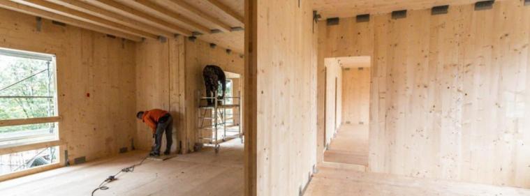 Tecnologia a pannelli x lam cos 39 dettagli costruttivi e prezzo al mq - Prezzo costruzione casa ...
